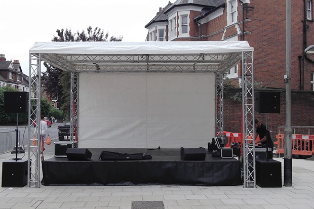 Stage Hire 1